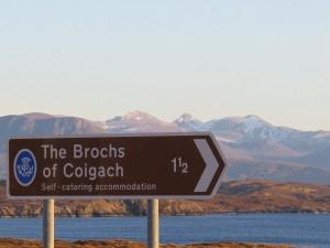 Brochs of Coigach